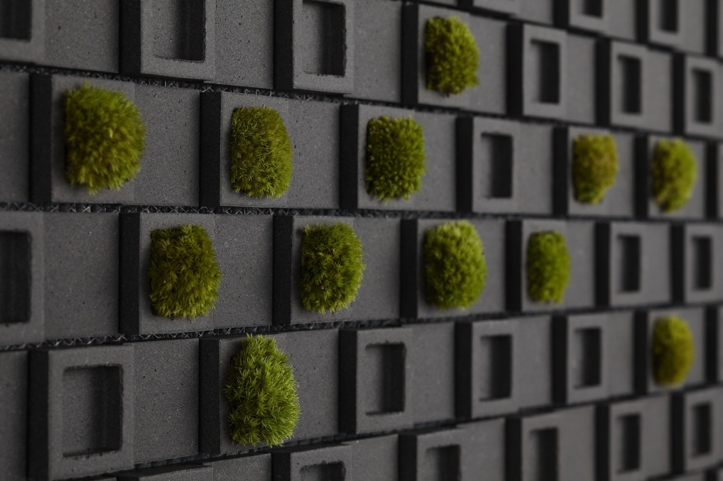 Creative Wall Tiles From Japan