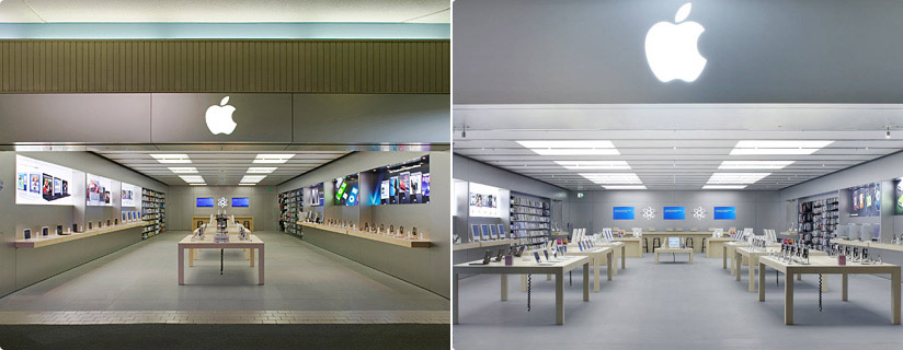 Apple 39 s beautiful retail stores - Interior design software mac ...