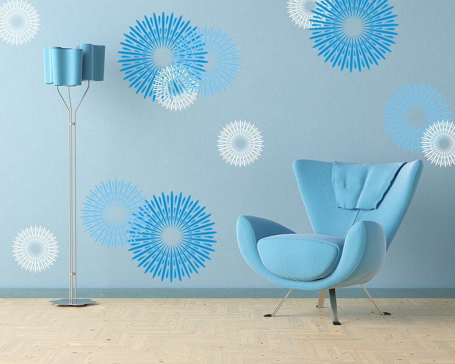 designer for home.  Vinyl Wall Decals