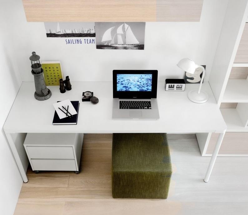 Modern Desk For Bedroom