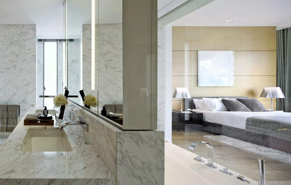 Modern Ensuite Interior Design Ideas