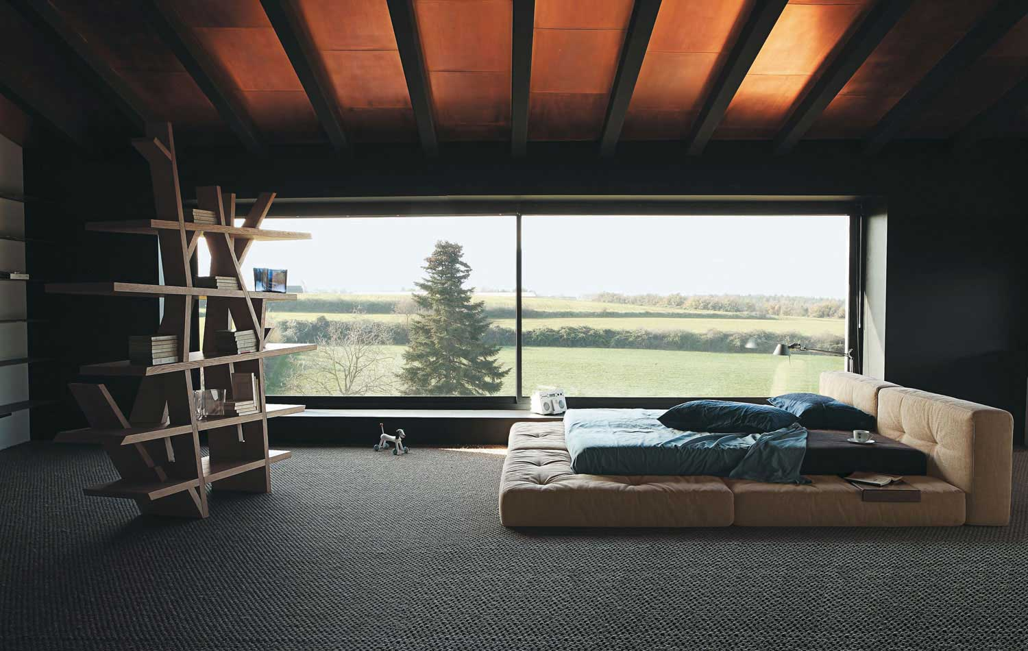 Bedrooms from roche bobois - Cool room ideas for guys ...