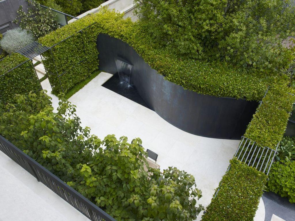 Backyard Designs on Backyard Feature Walls id=12654