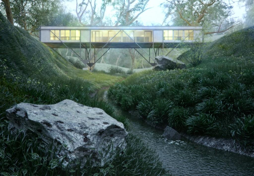Bridge House Visualized