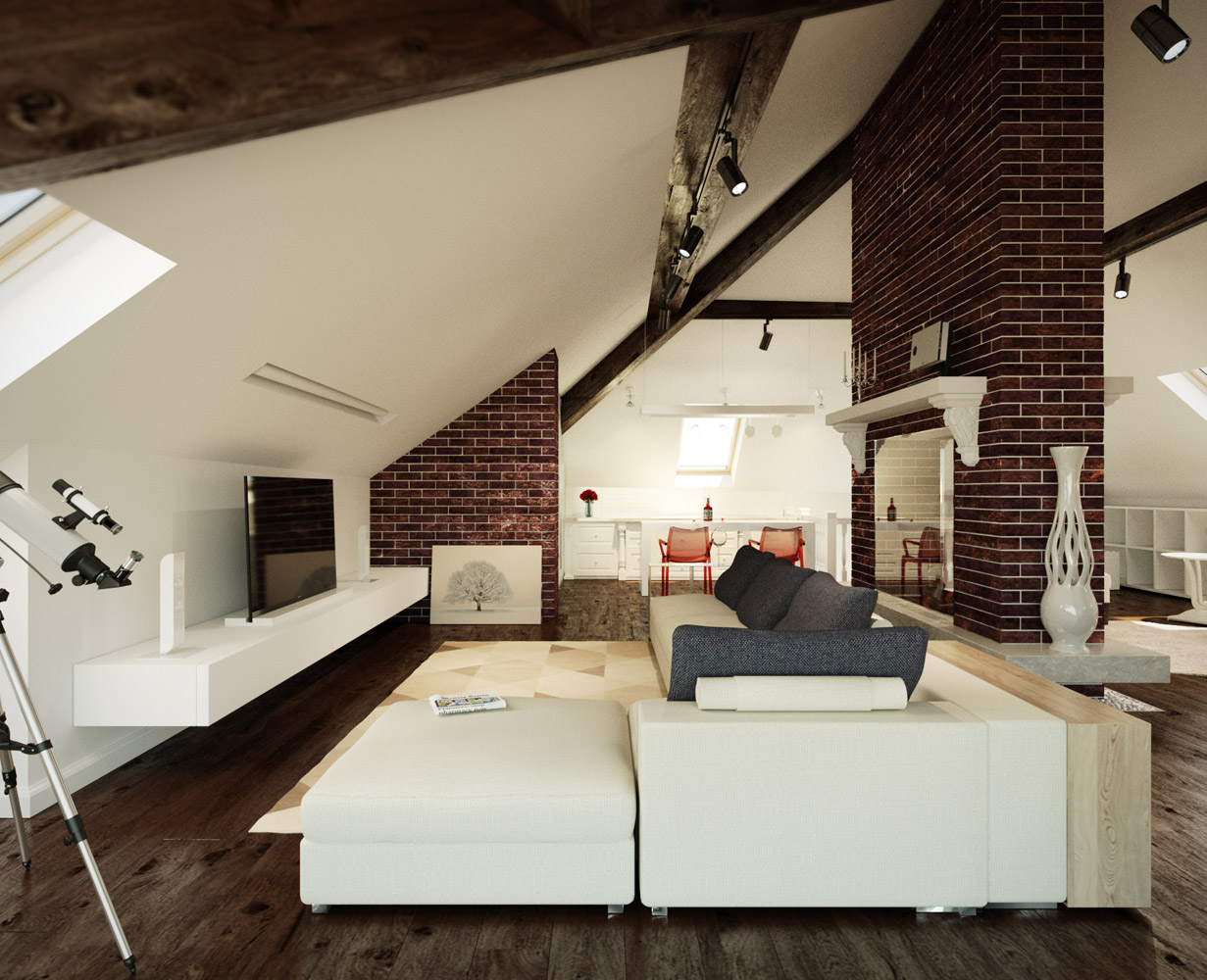 Groovy The Art Of Sloped Ceiling Spaces Home Interior And Landscaping Dextoversignezvosmurscom