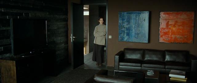 """Wnętrza i scenografia filmu """"Autor Widmo"""""""