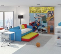If you are a fan of superhero themed decor like these, do check out: Superhero Themed Decor