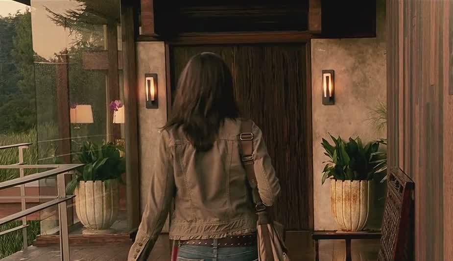 When a stranger calls movie house