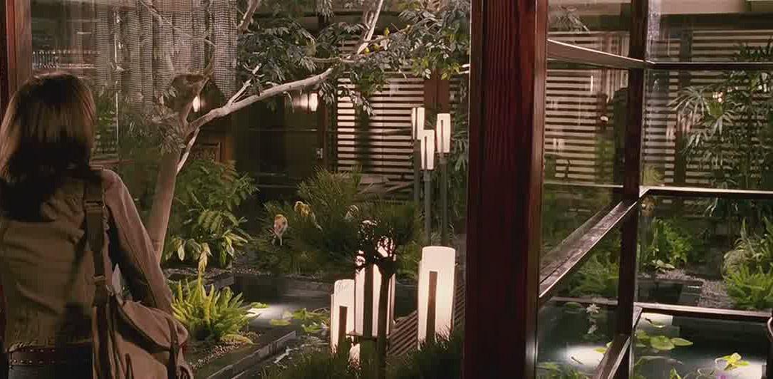 Movie Set Aviary Interior Design Ideas