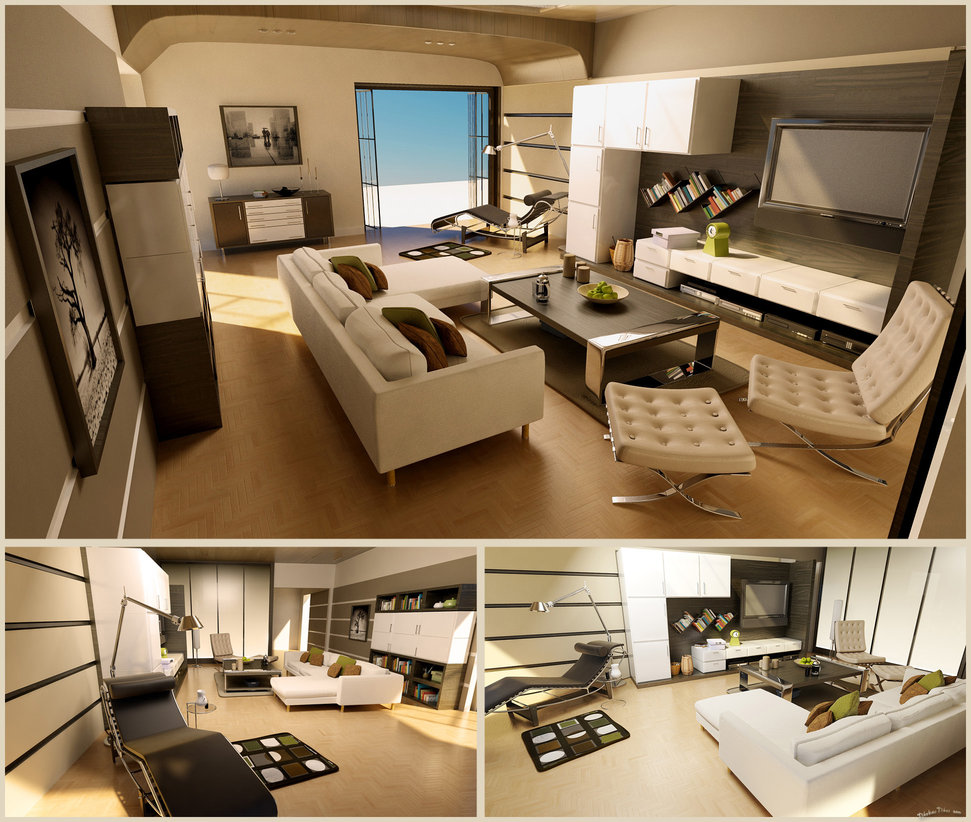 Living Room Lighting 20 Powerful Ideas To Improve Your: Bachelor Pad Ideas