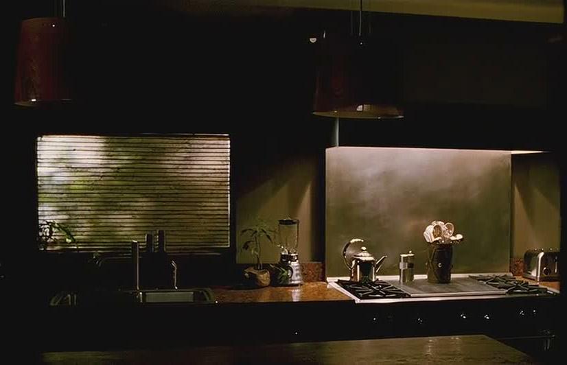 Rich Kitchen Scheme Interior Design Ideas
