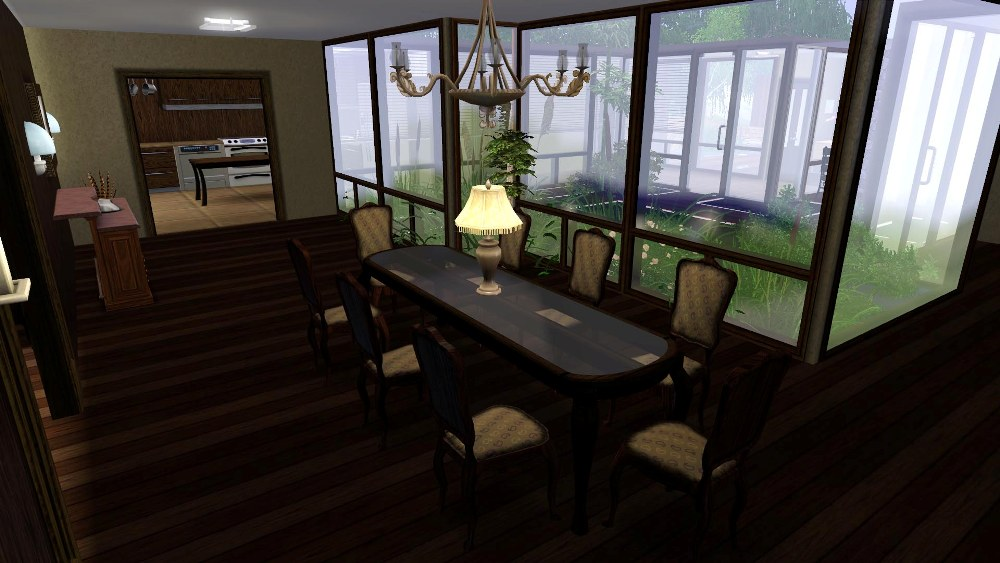 Sims Interior Interior Design Ideas