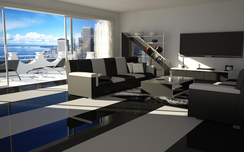 Home Designing Com Bachelor Pad Ideas