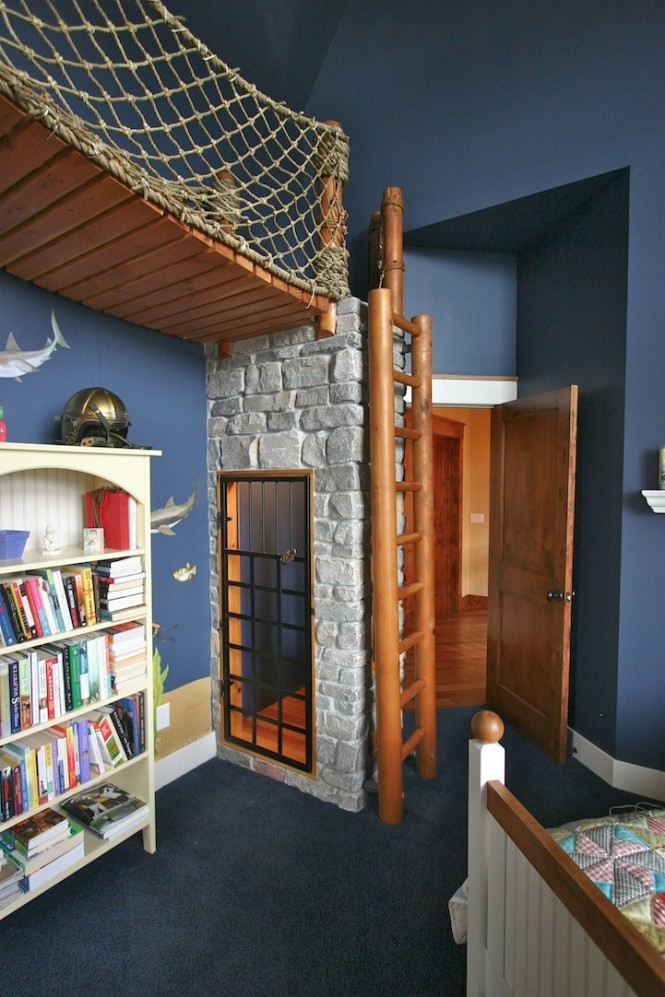 14 Fashion Forward Rooms For Every Design Lover: 10 Wacky Bedrooms