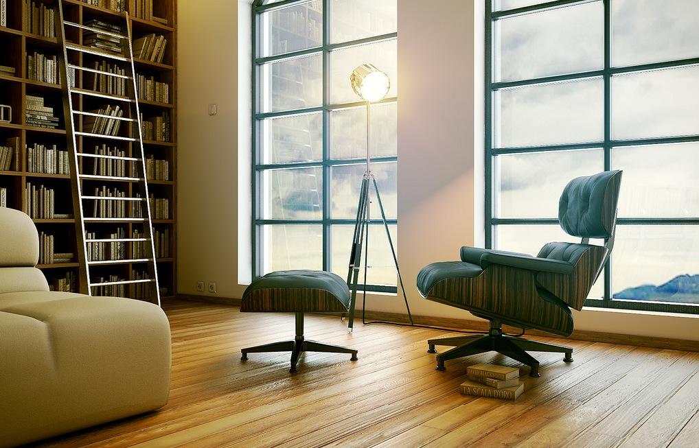 8 modern furniture design render | Interior Design Ideas.