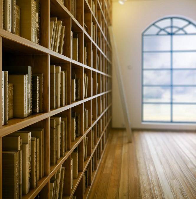 أرف الكتب لمركز ديكور عصريقراءات من بطون الكتب.برنامج مجاني لتحويل