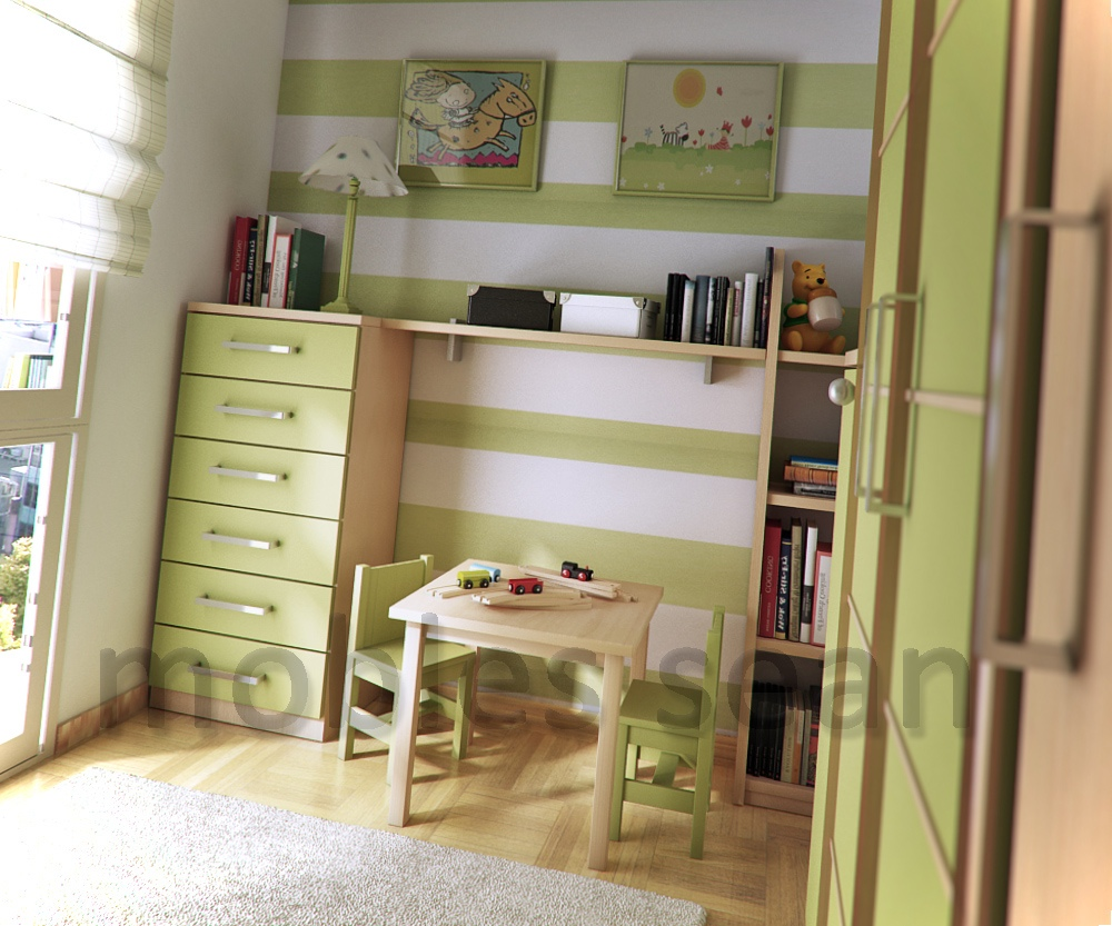 Small Children S Room Ideas: Space-Saving Designs For Small Kids Rooms