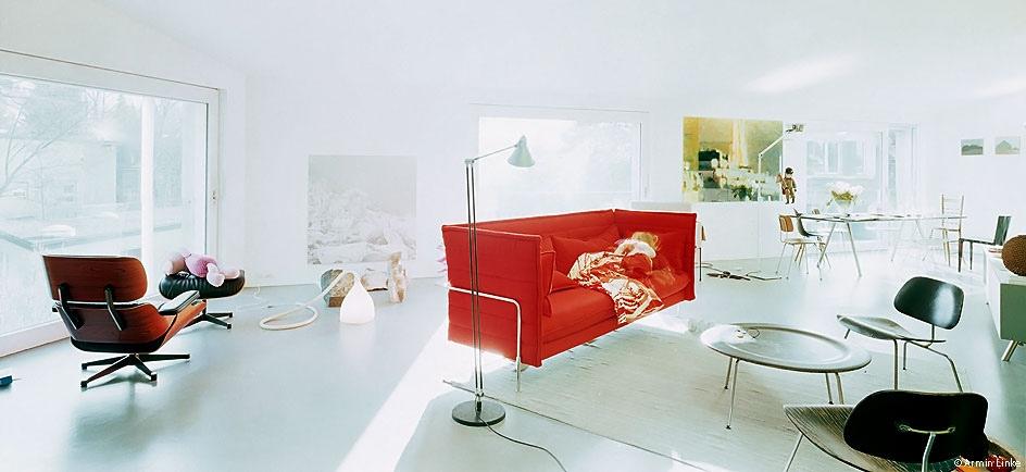 Beautiful Modern Style Sofas