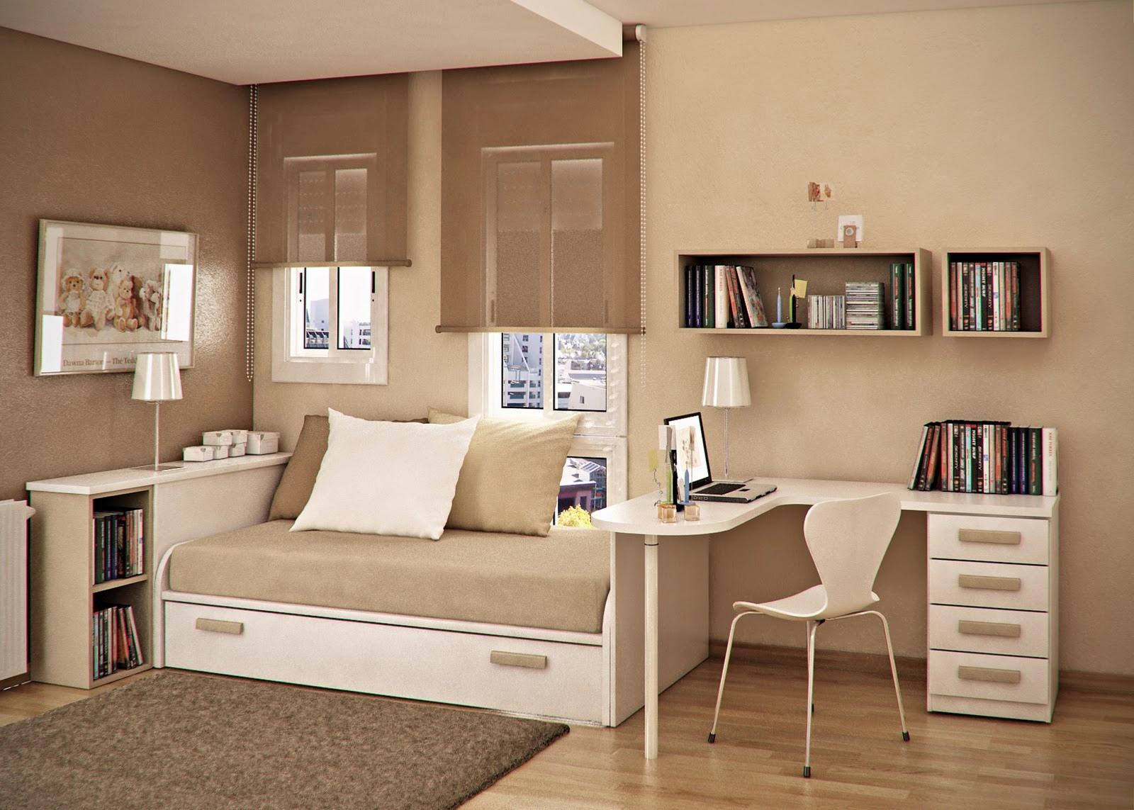 Taupe beige kids room | Interior Design Ideas.