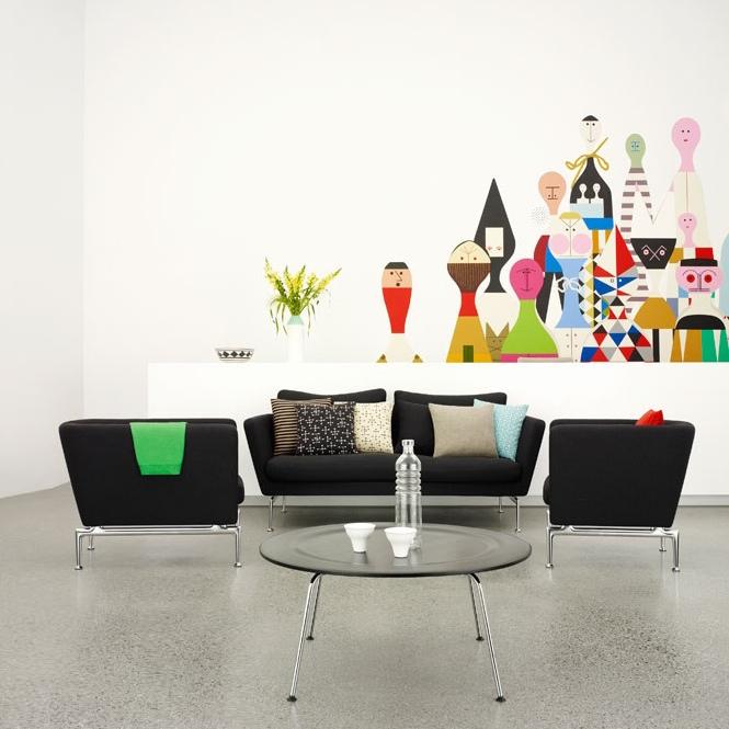 Living Room Modern Black: Beautiful Modern Style Sofas