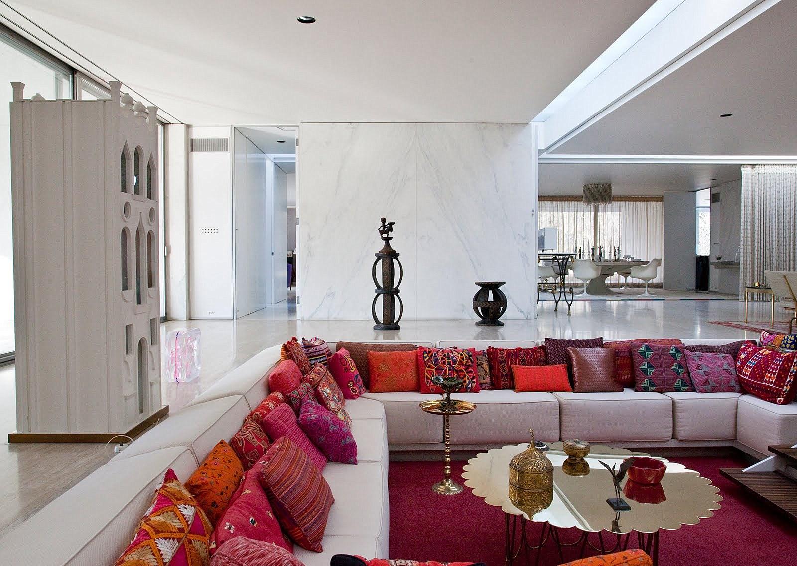 Eero Saarinen's Miller Residence
