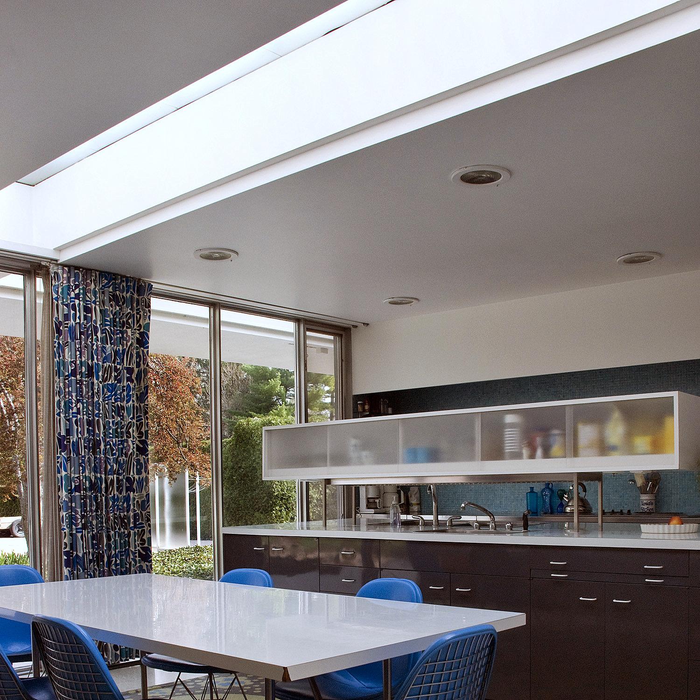 Saarinen Miller House Kitchen Interior Design Ideas
