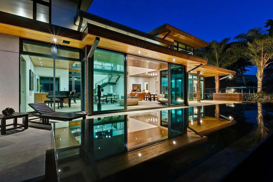 Contemporary Architecture Sundeck Interior Design Ideas