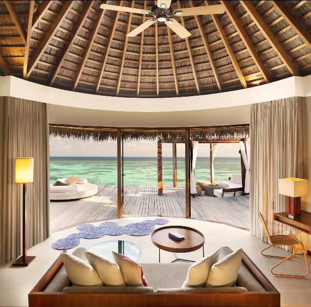 W Retreat Maldives Ocean Heaven Interior Interior Design