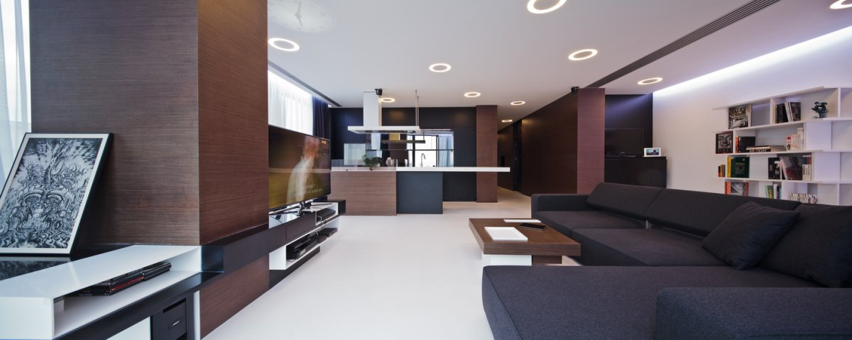 Ravishing romanian interior by square one
