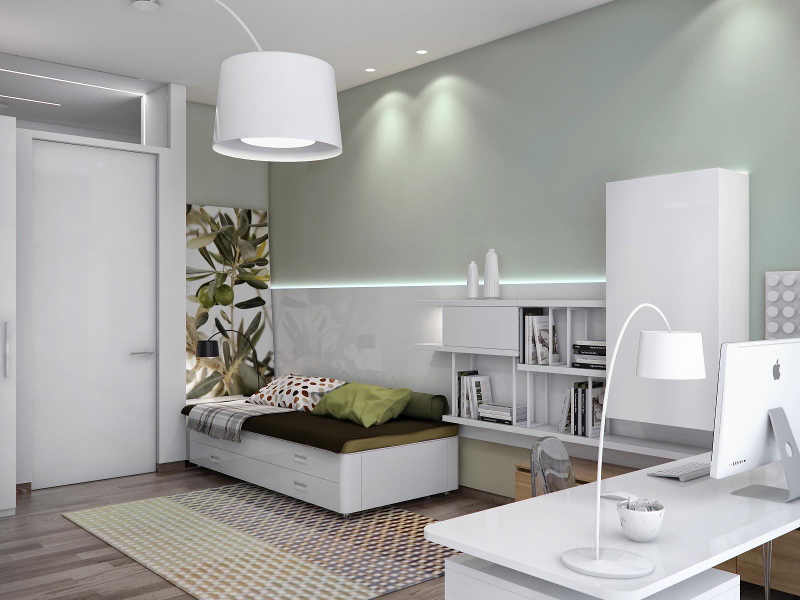 Neutral Guest Room Decor Interior Design Ideas