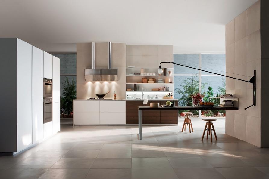 two tone kitchen units interior design ideas. Black Bedroom Furniture Sets. Home Design Ideas