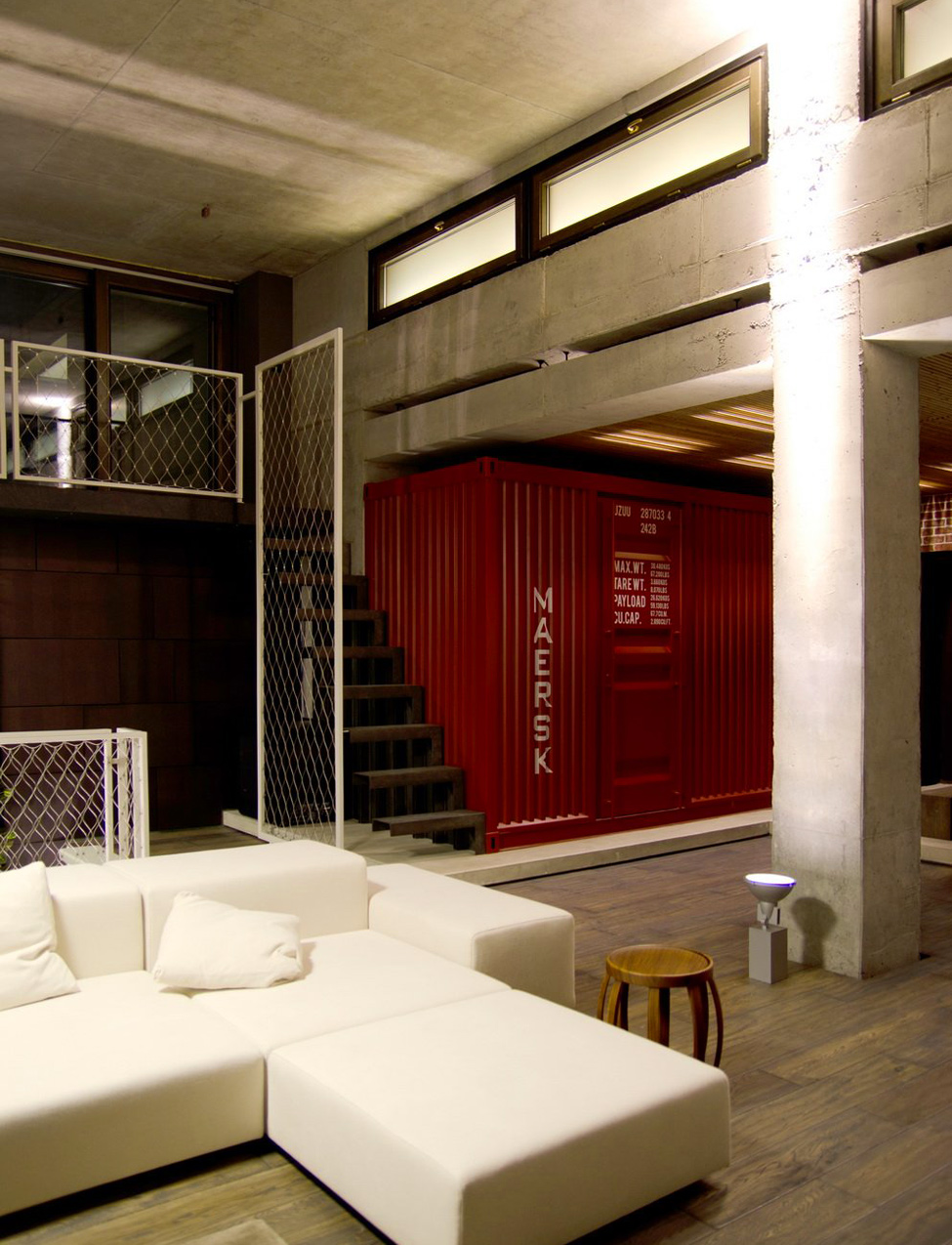 Industrial Home Decor Living Room: Industrial Decor Design