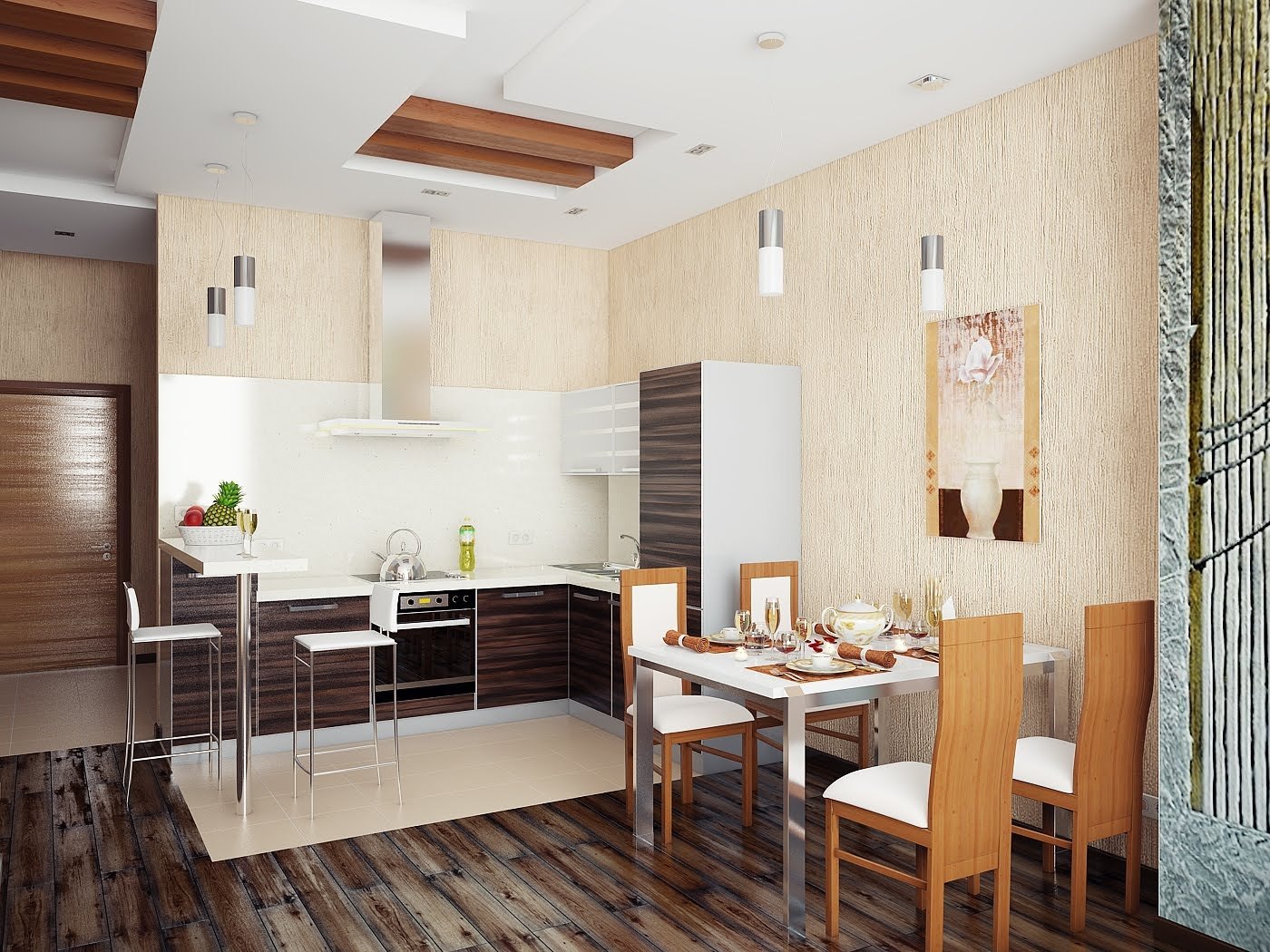 Kitchen Dining Designs Inspiration And