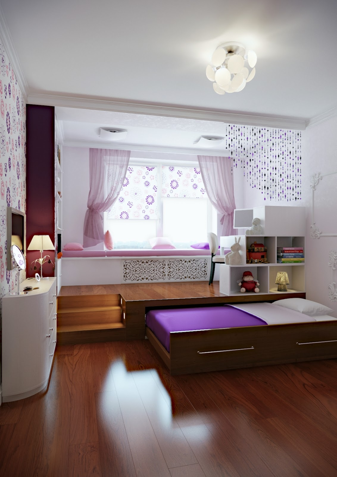 Lovely Loft Bed with Closet Underneath Collection Of Bed Decoration