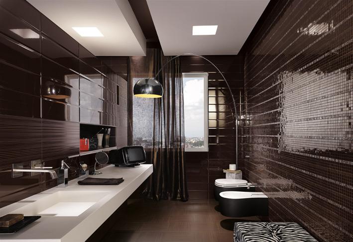 24 Mosaic Bathroom Ideas Designs: Divine Bathroom Designs