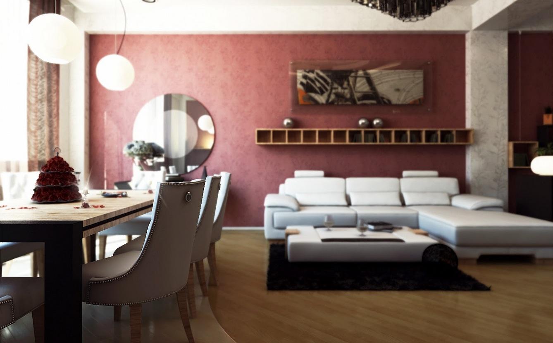 Modern Living Room Decor: Precious Interior Detailing