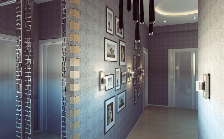 Home Hallway Design Ideas: Modern Hallway Entryway Design
