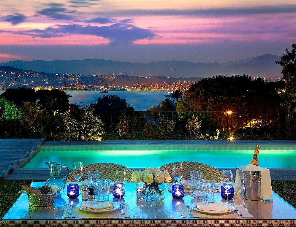 The delectable hotel du cap eden rock