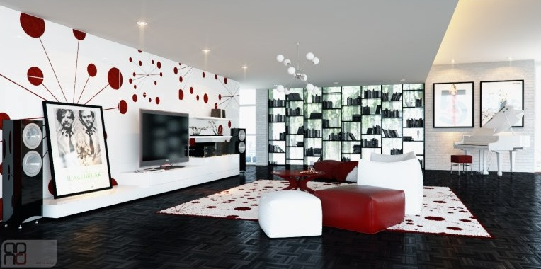 Huge To Small Interior Spaces With Style All With A