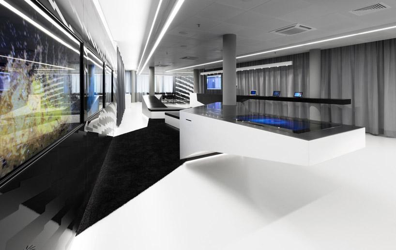Microsofts Briefing Center In Wallisellen Switzerland