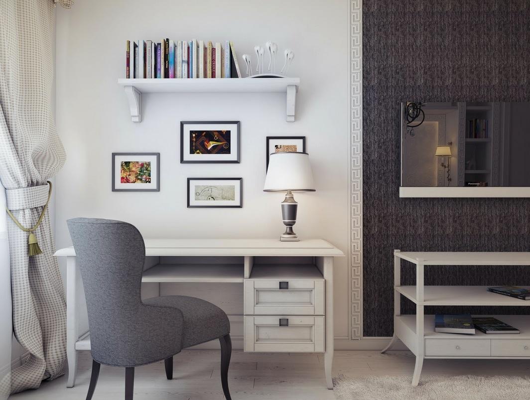 workspace inspiration. Black Bedroom Furniture Sets. Home Design Ideas