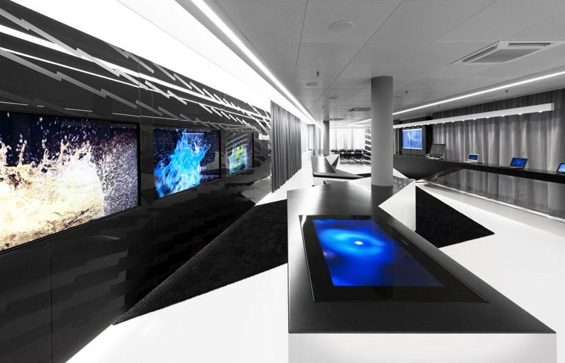 Tech office decorating ideas for High tech office design ideas