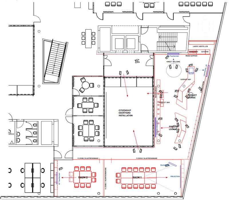 Meeting Room Floor Plan Interior Design Ideas