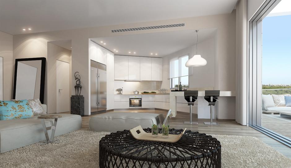 Small Open Plan Apartment Interior Design Ideas Home Design Ideas Essentials