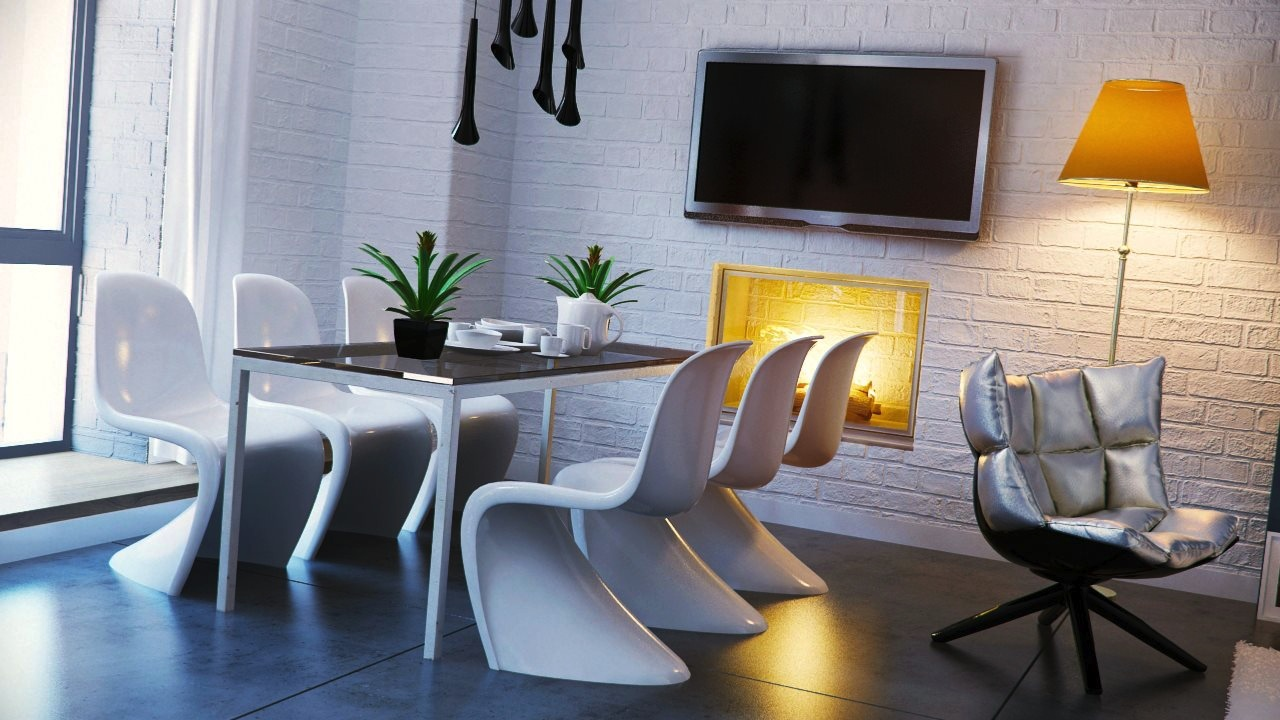 Wtsenates  Best Ideas  Tv In Dining Room Collection #28