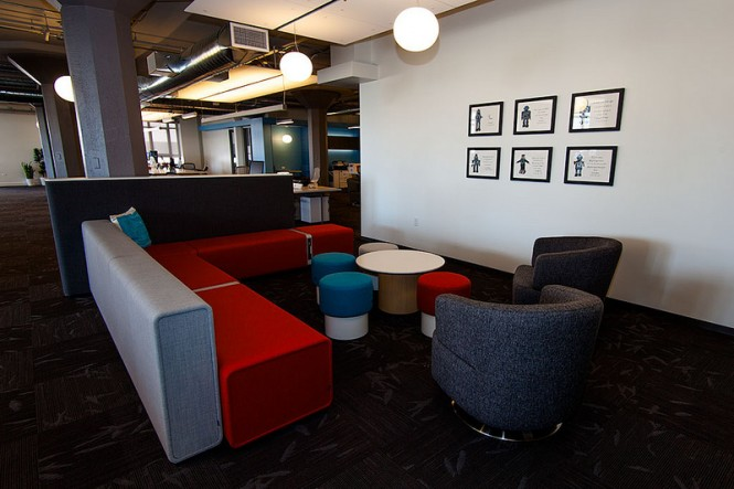 Twitter S New Headquarters In San Francisco