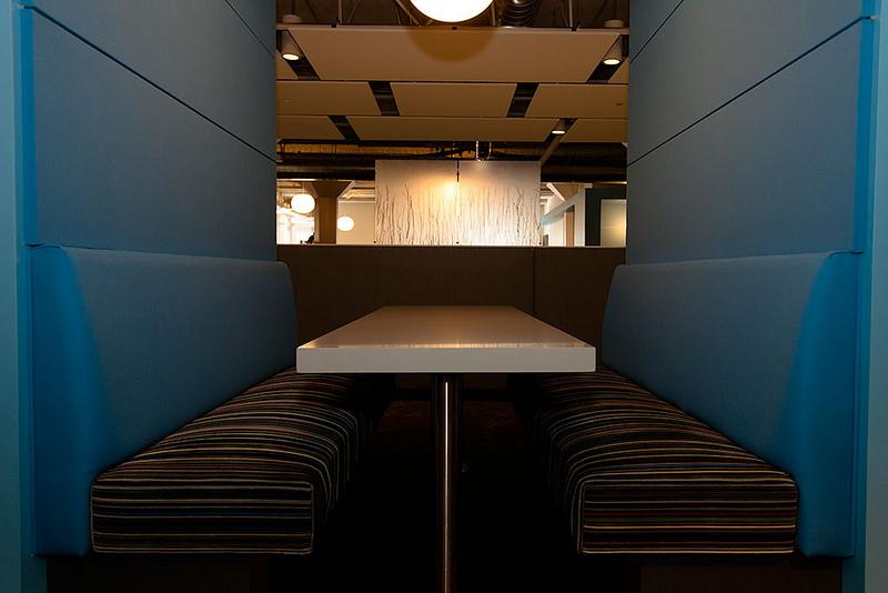 Meeting Booth Interior Design Ideas