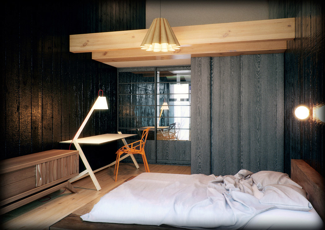 . Modern Japanese Home