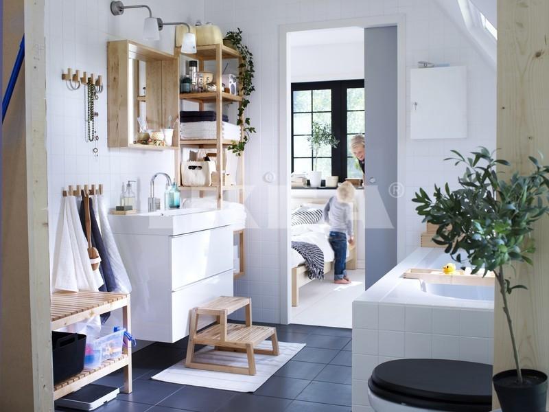 Non En Suite Bathroom: Interior Design Ideas