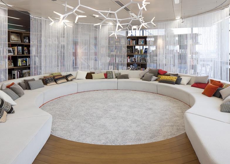 google office lounge area | interior design ideas.